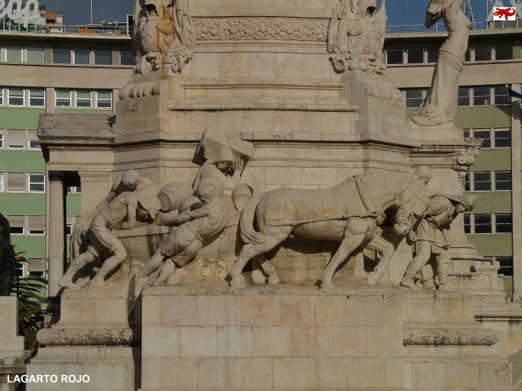 Monumento al Marqués de Pombal