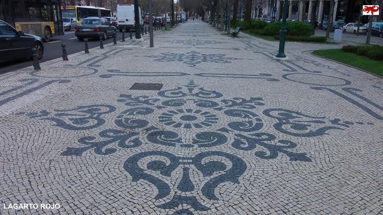 Avenida de la Libertad de Lisboa