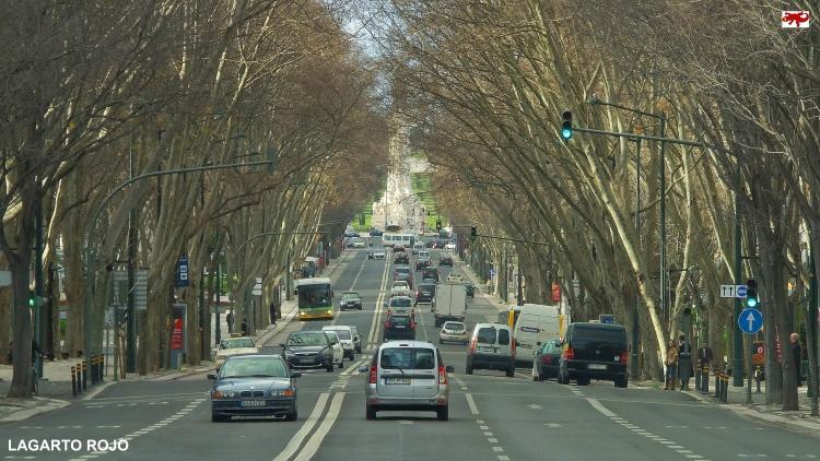 Tráfico de Lisboa