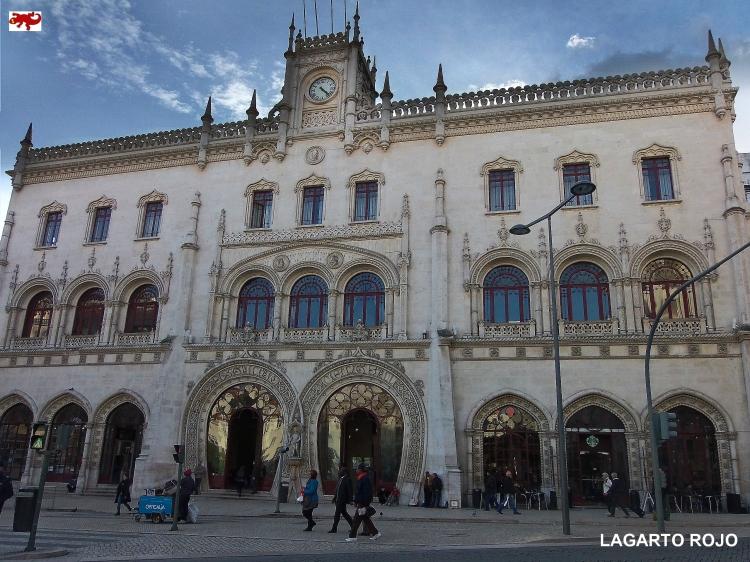 Plaza de Restauradores de Lisboa