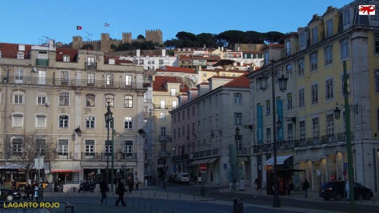 Plaza de la Higuera de Lisboa