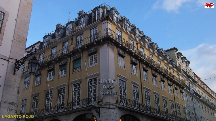 Hotel Duas Naçoes de Lisboa