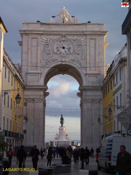 Arco de Triunfo de Lisboa