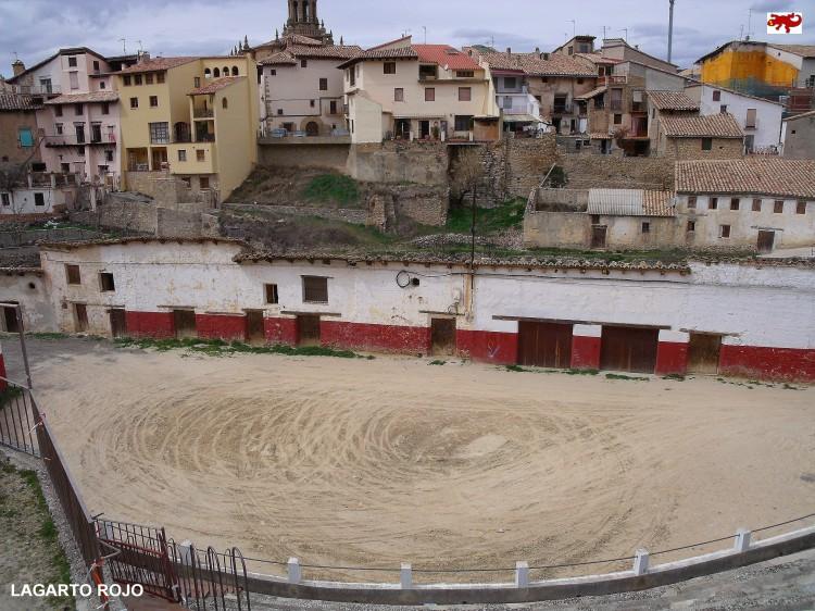 Plaza de toros Rubielos de Mora