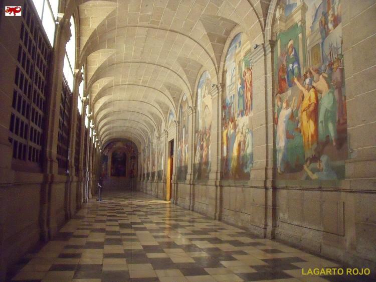 Claustro del Escorial