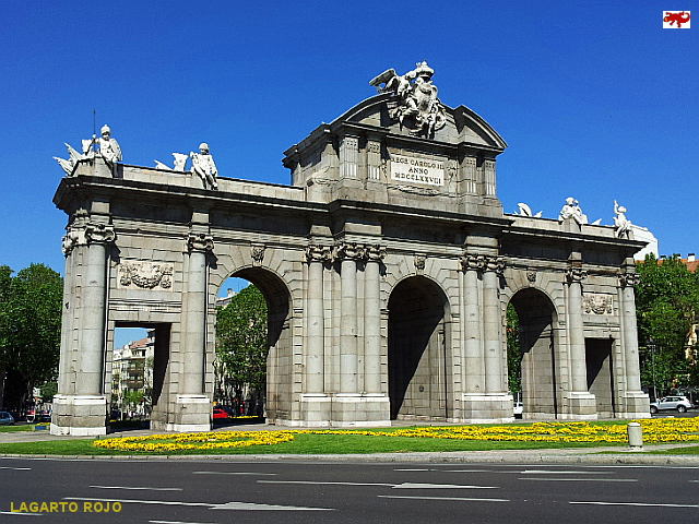Plaza de la Independencia de Madrid
