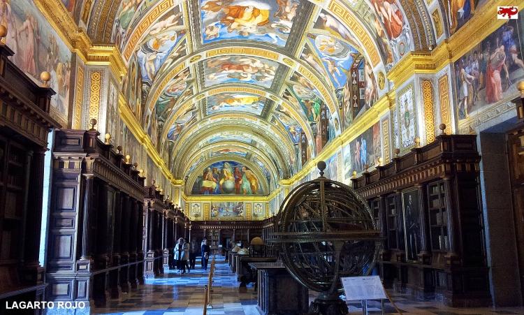 Biblioteca del Escorial