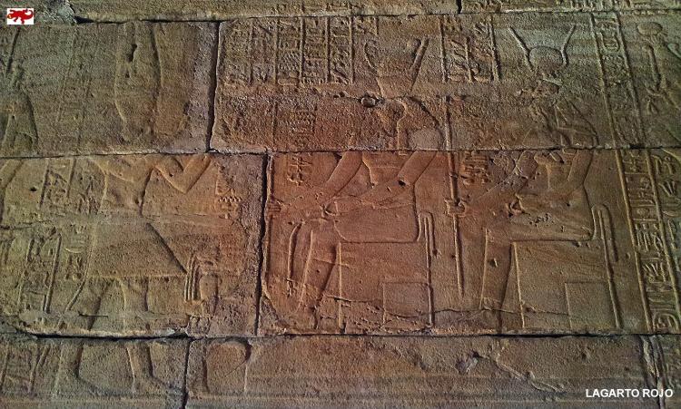 Dioses egipcios en Madrid