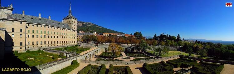 Jardines del Escorial