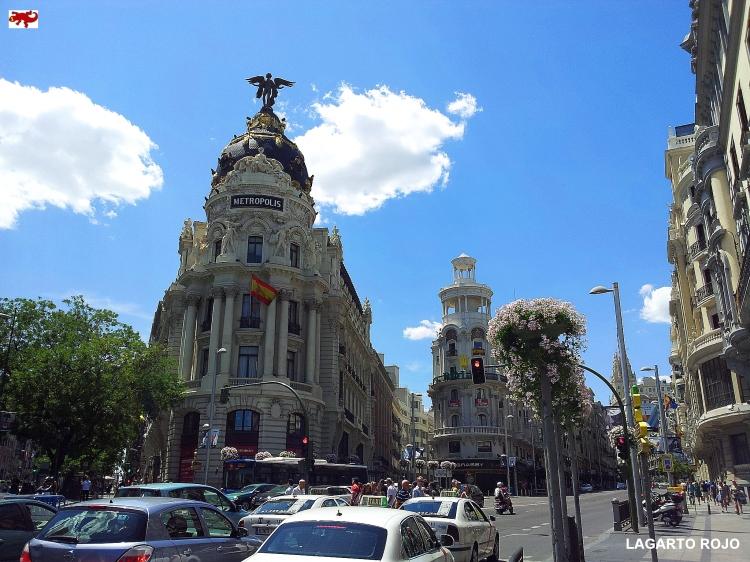 Calle de Alcalá de Madrid