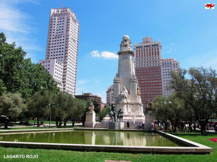 Monumento de Cervantes