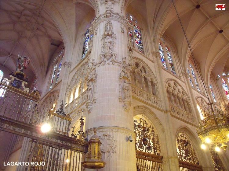 Naves góticas de Burgos