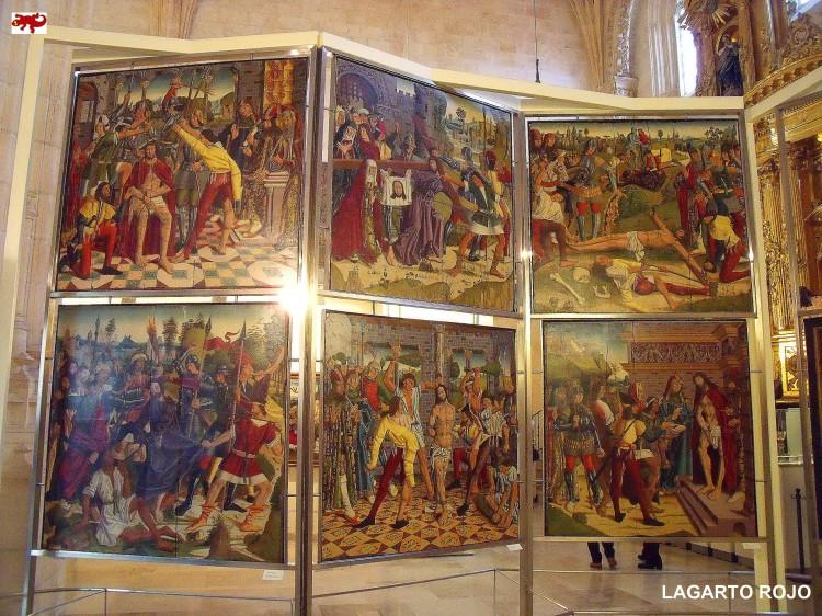 Tablas góticas de Burgos