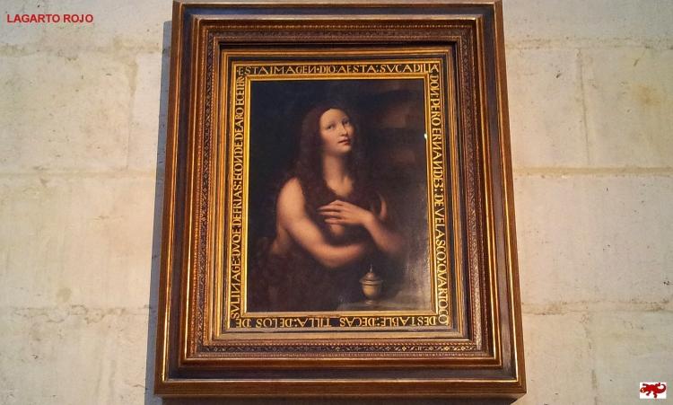 María Magdalena de Leonardo da Vinci