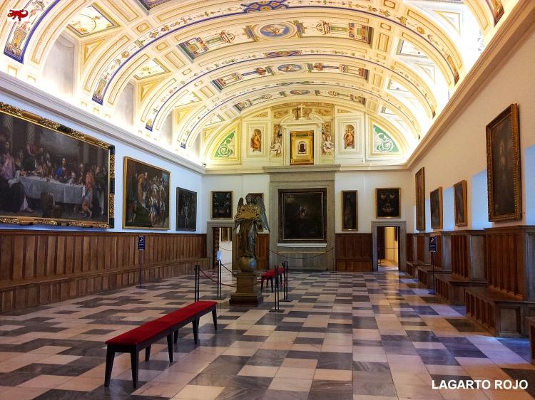 Museo de pintura de El Escorial