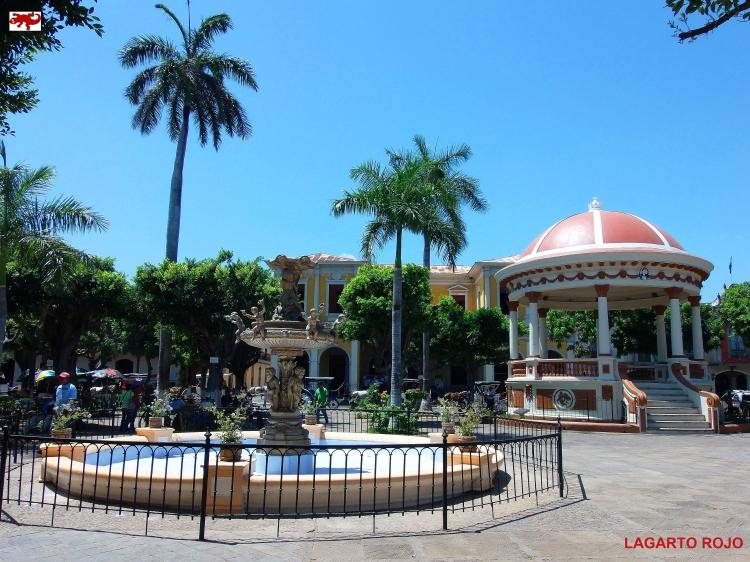 Parque Colón de Granada
