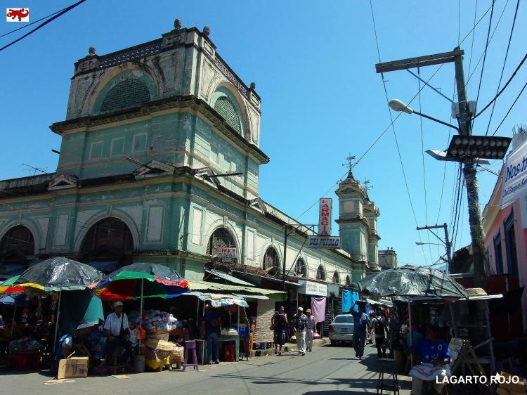 Mercado nicaragüense