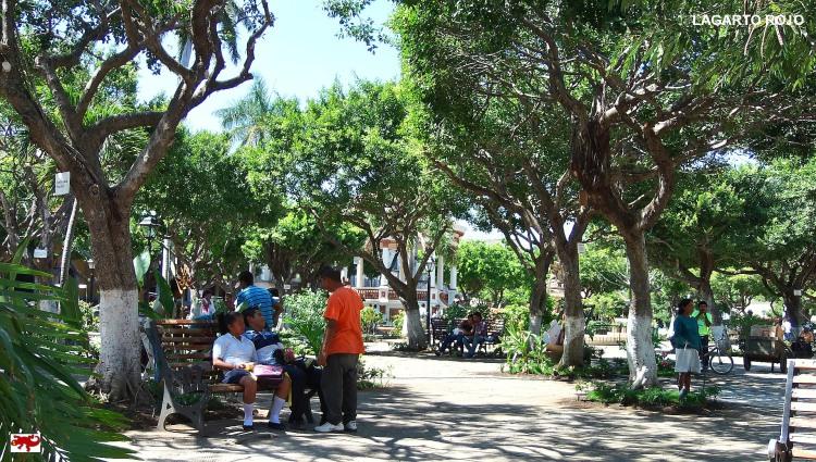 Parque Central de Granada