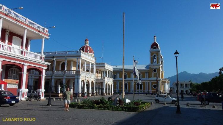 Plaza Independencia de Granada