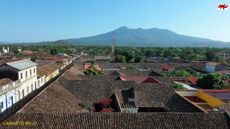 Volcán Mombacho desde Granada