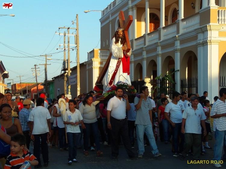 Procesión en Granada