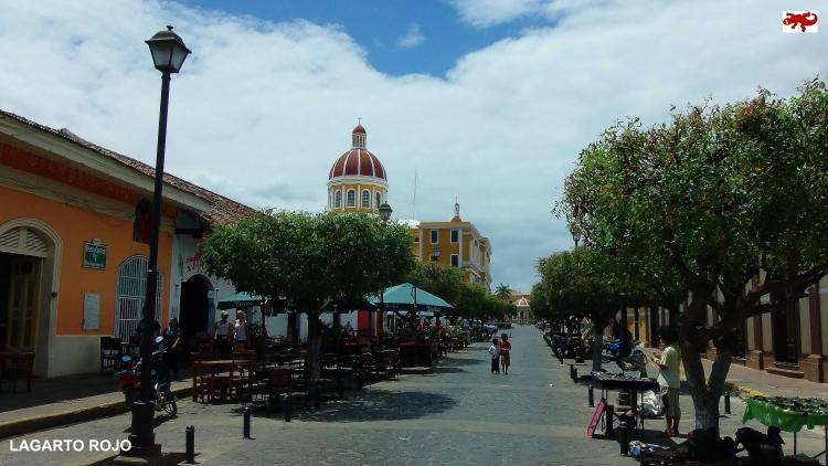 Calle La Calzada de Granada