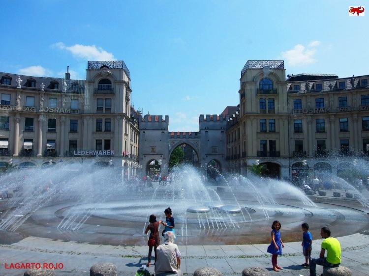 Plaza de Carlos de Múnich