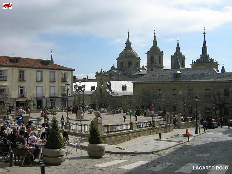 Pueblo de San Lorenzo de El Escorial
