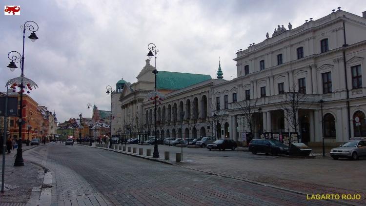 Varsovia clásica