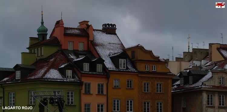 Tejados de Varsovia