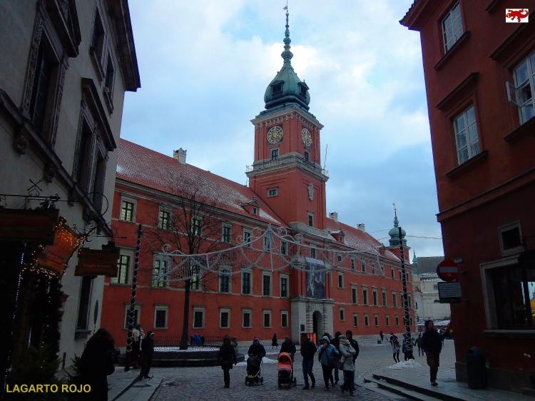 Palacio Real de Varsovia