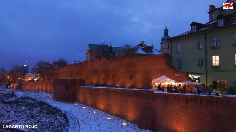 Muralla de Varsovia