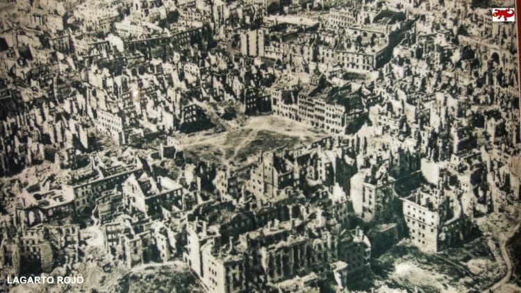 Ruinas de Varsovia