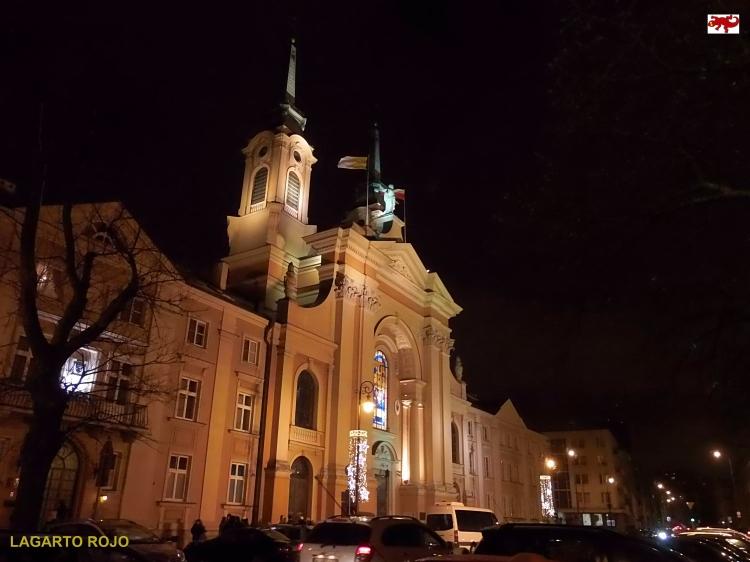 Iglesia de Varsovia