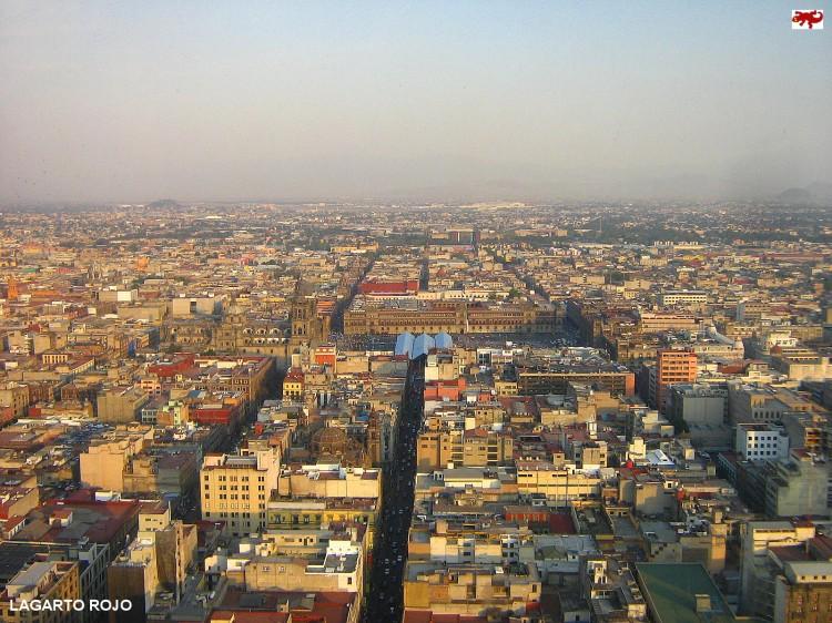 Zócalo de la Ciudad de Méjico