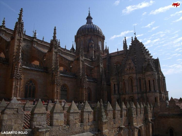 Vistas panorámicas de Salamanca