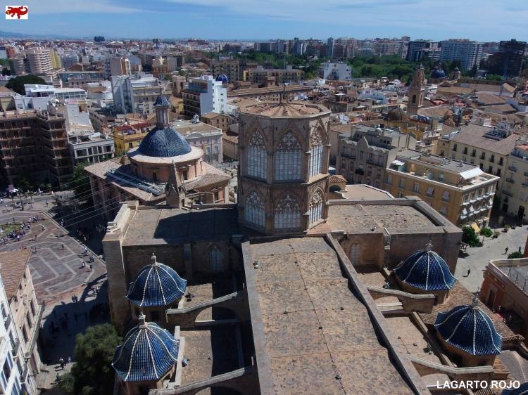 Vistas panorámicas de Valencia