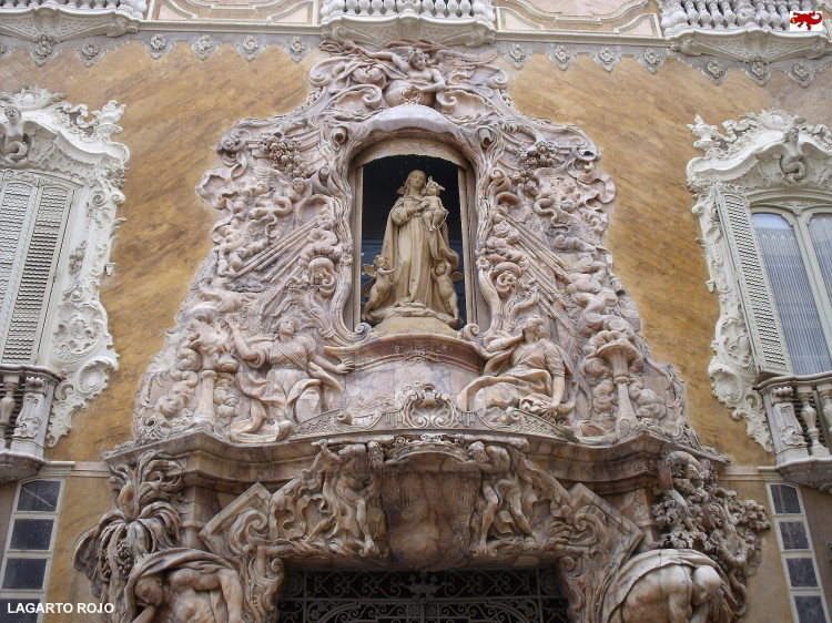Casco antiguo de Valencia