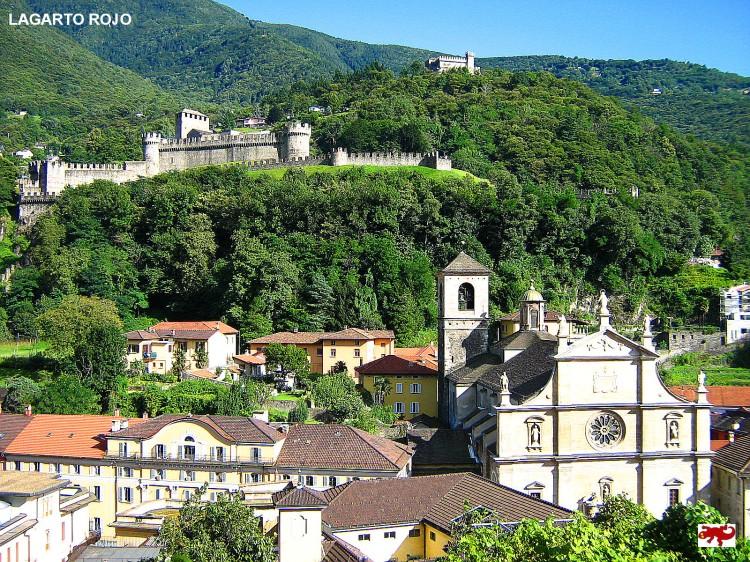 Castillo de Bellinzona
