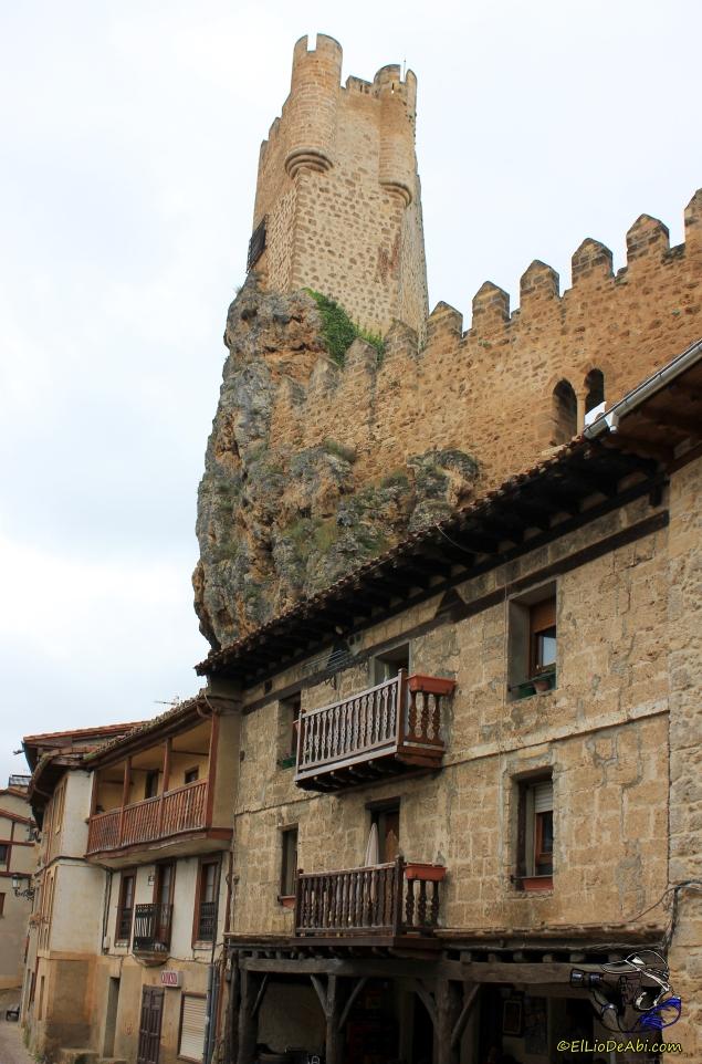 Torre del Homenaje del castillo de los Velasco