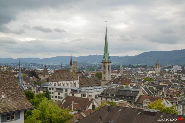 Campanarios de Suiza