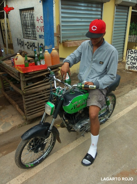 Moto dominicana