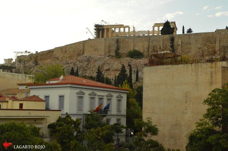 Embajada de España en Atenas
