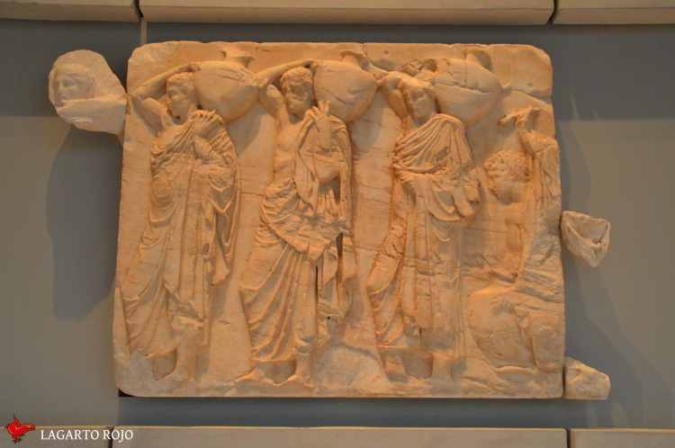 Relieve del Partenón