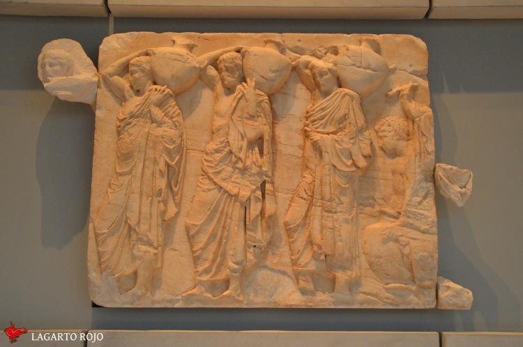 Relieve del Partenón