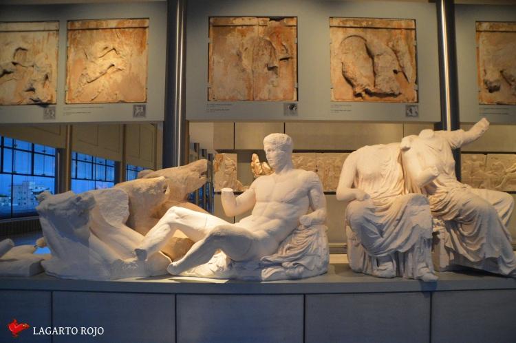 Tímpano del Partenón