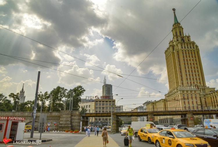 Hotel Leningrado