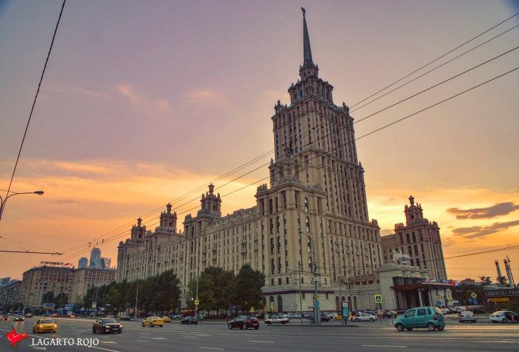 Hotel Ucrania