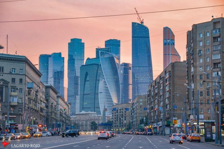 Centro de Negocios de Moscú