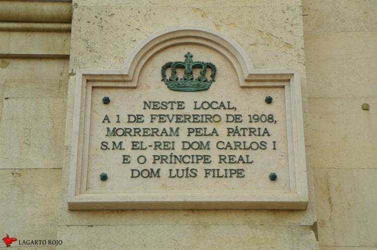 Regicidio de 1908 en Lisboa